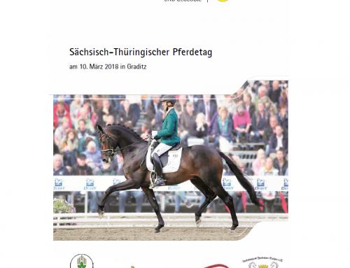 Sächsisch-Thüringischer Pferdetag 2018