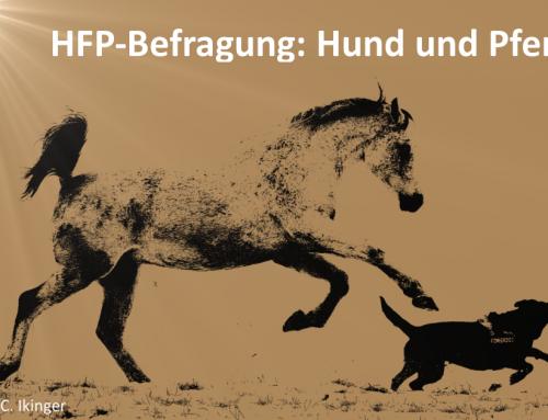HFP-Befragung Hund und Pferd