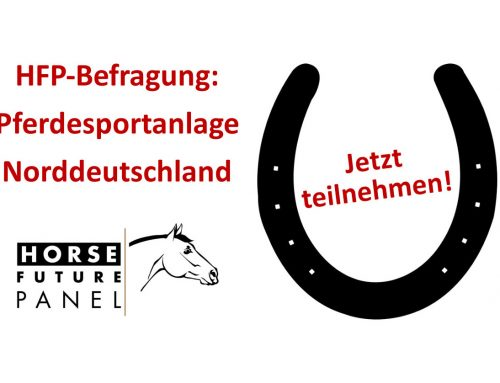 HFP-Befragung zu einer Pferdesportanlage in Norddeutschland