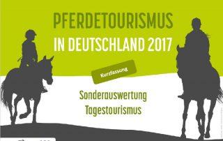 HFP-Pferdetourismusstudie 2017 - Sonderauswertung Tagestourismus