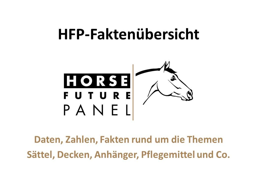 HorseFuturePanel – Daten, Zahlen, Fakten