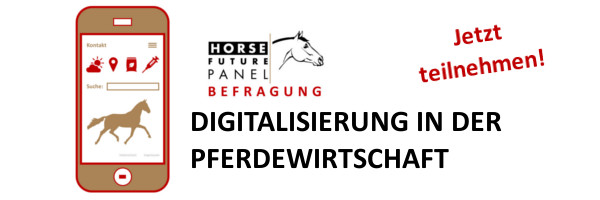 HFP-Befragung Digitalisierung in der Pferdewirtschaft