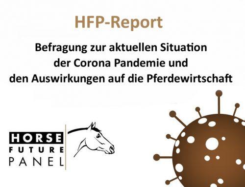 Studie zu den Auswirkungen der Corona-Pandemie auf die Pferdewirtschaft