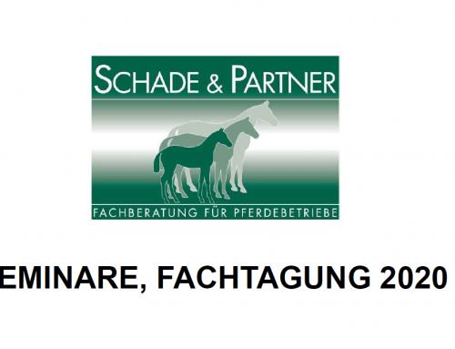 Neue Schade & Partner-Seminartermine im Herbst 2020