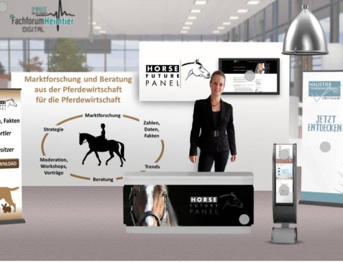 Das HorseFuturePanel beim Fachforum Heimtier Digital 2020